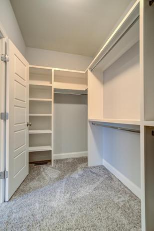 Leslie Ann Master Closet