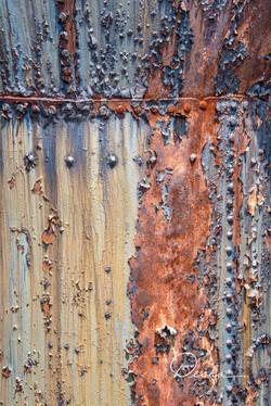 Textures at Bethlehem Steel
