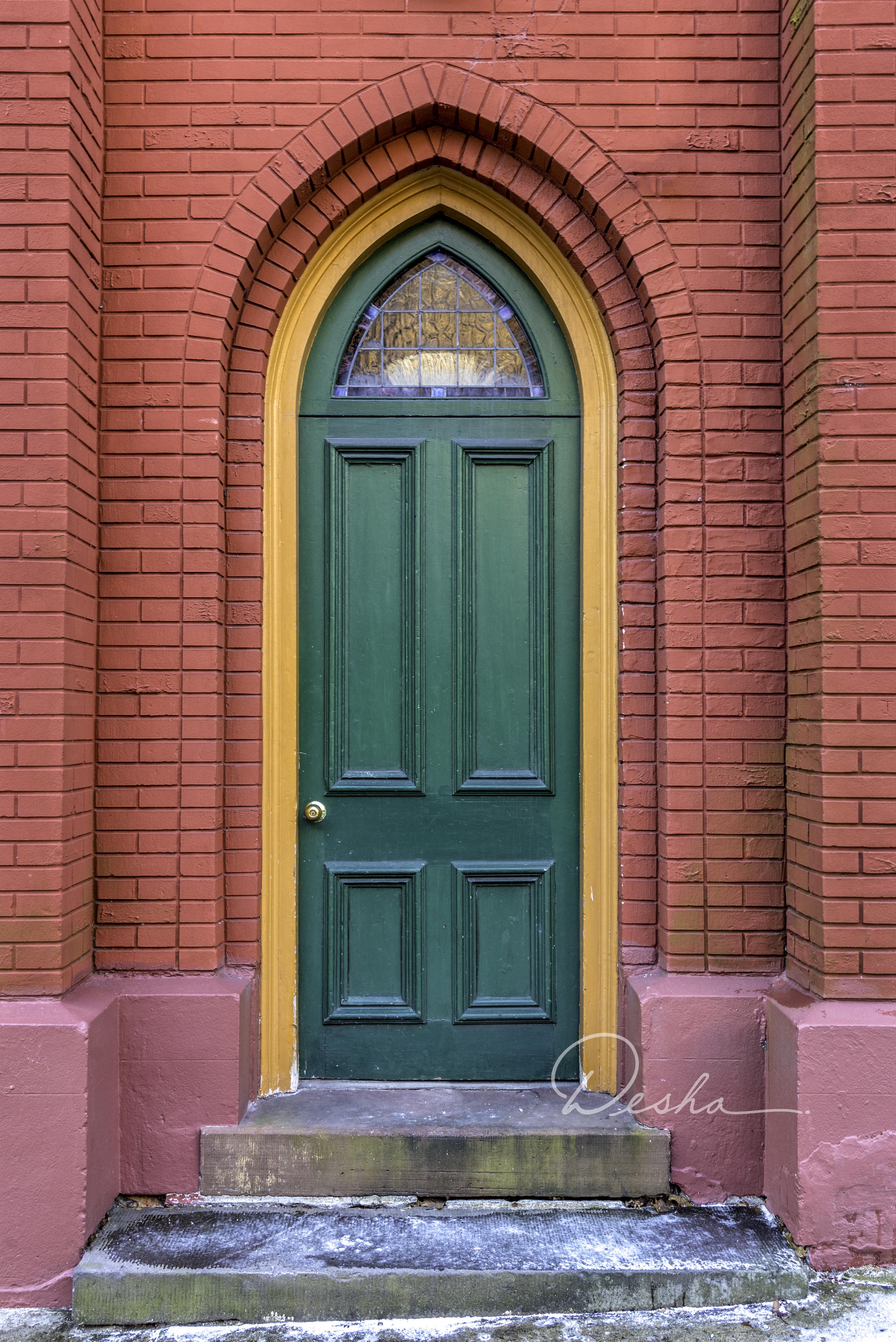 St. Paul's Door