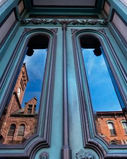 Doors & Reflections