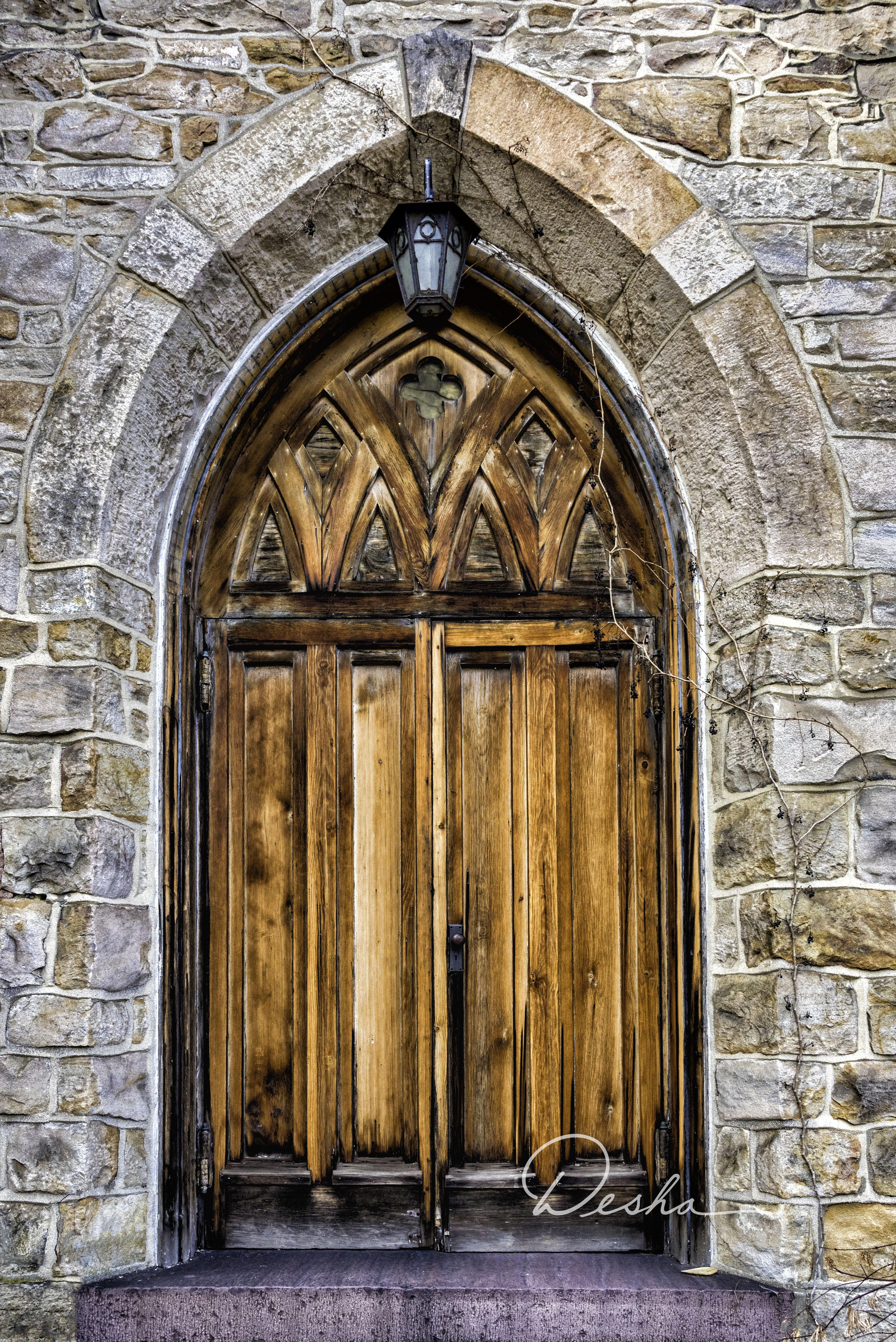 St. John's Door