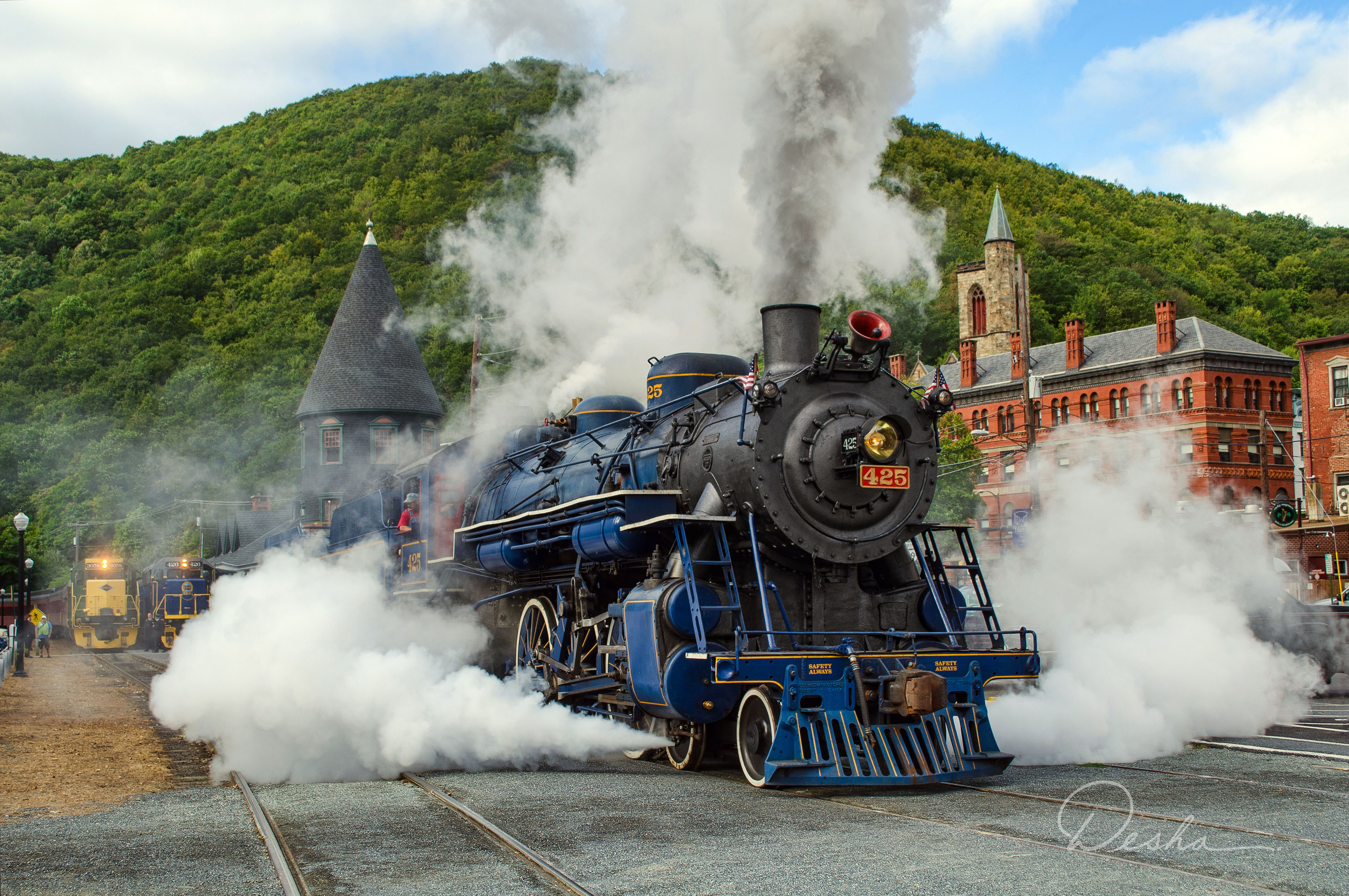 The 425 in Jim Thorpe, PA