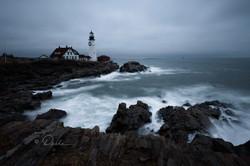 Moody Portland Head Light, Maine