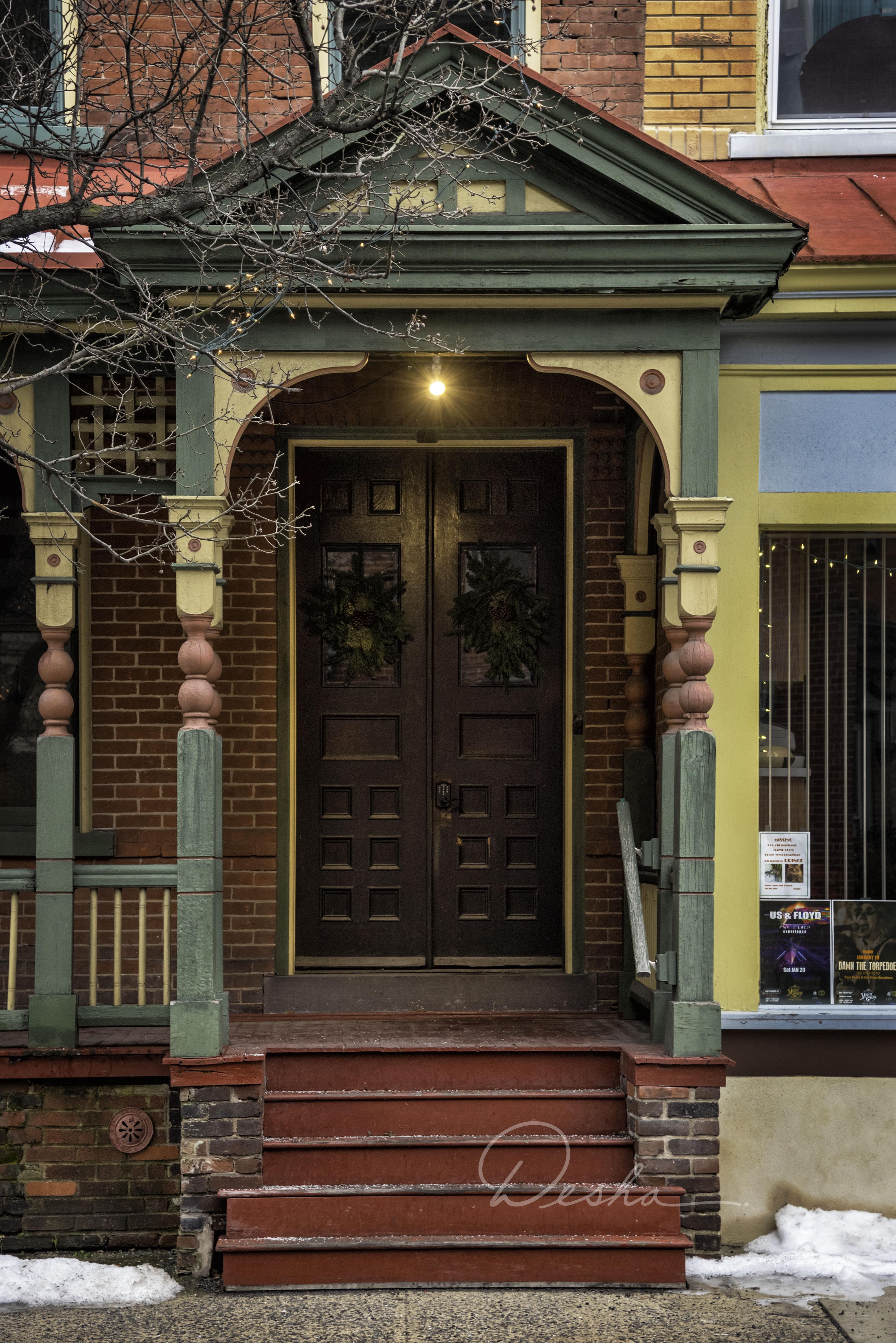 Door on Broadway, Jim Thorpe