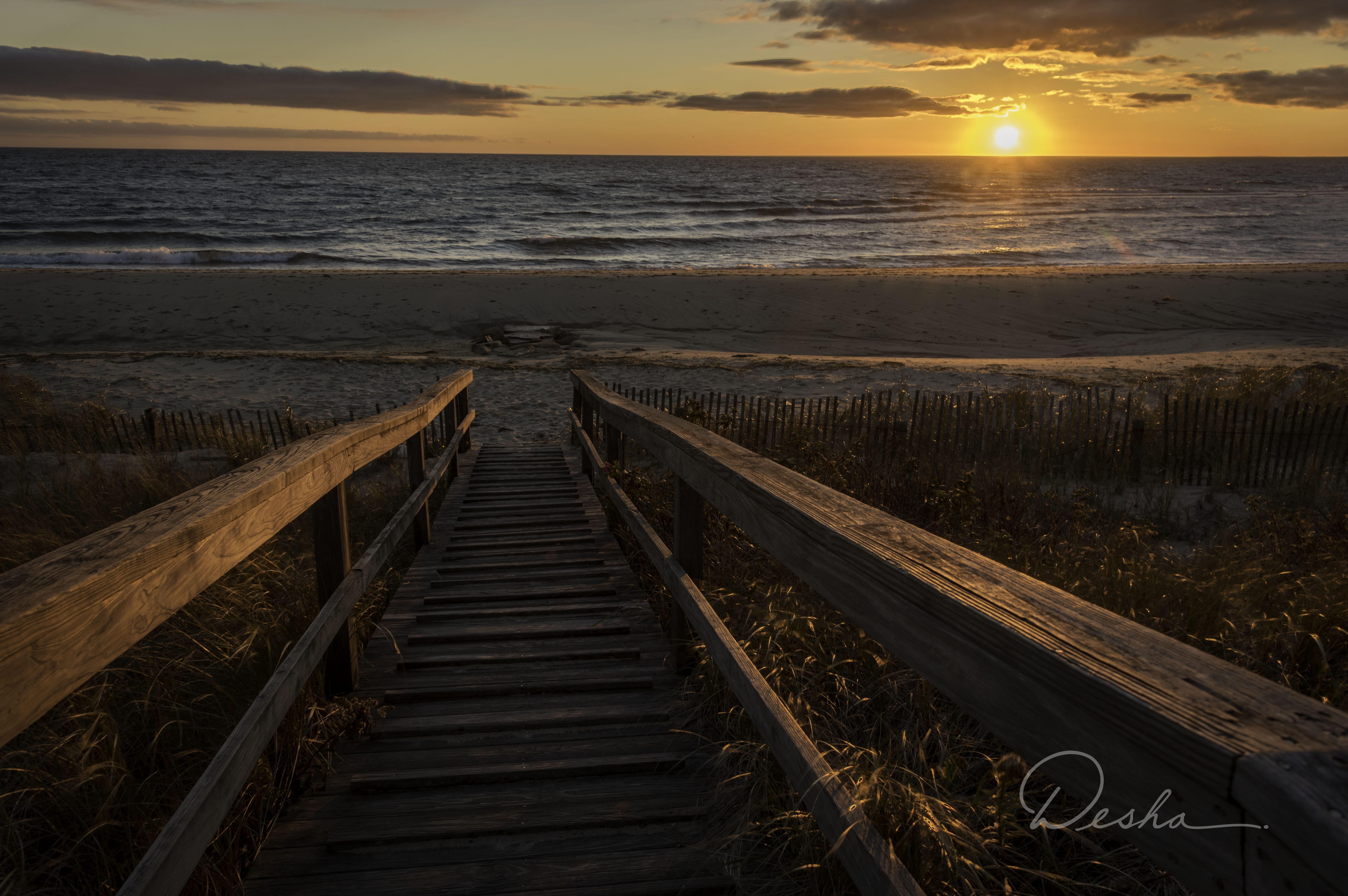 Hardings Sunset