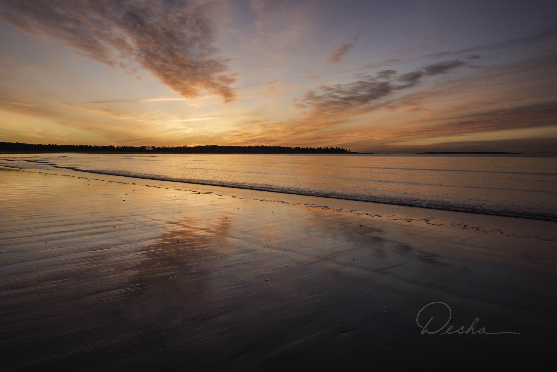 Pine Point Sunrise