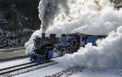 Steam & Snow