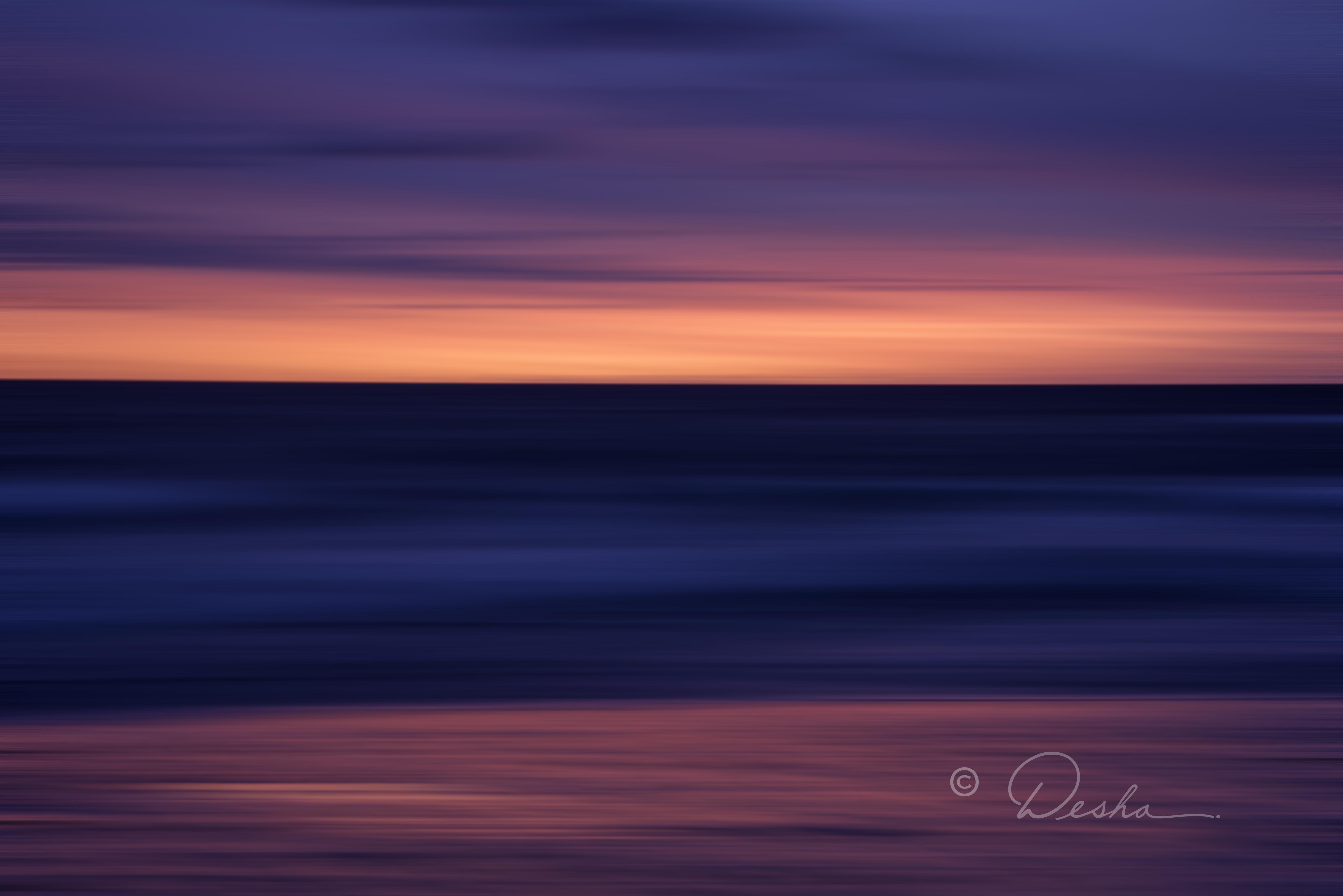 Motion Blur, Rexhame Beach, MA