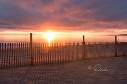 Sunset at Hardings