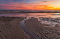 Hardings Sunset wm