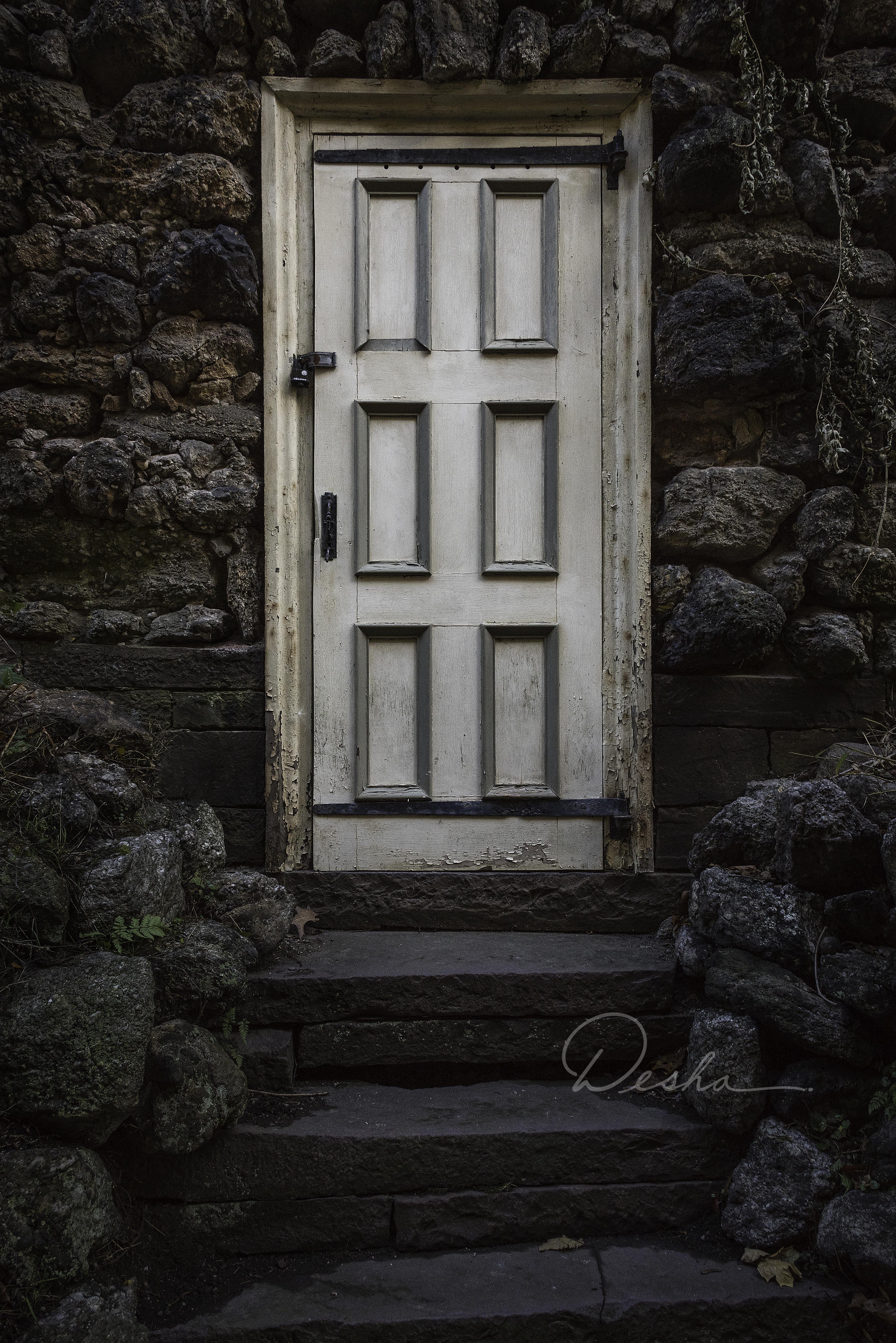 Door Behind Asa