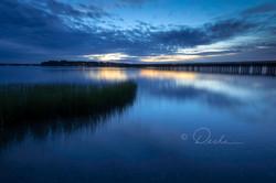Evening at Duxbury, MA