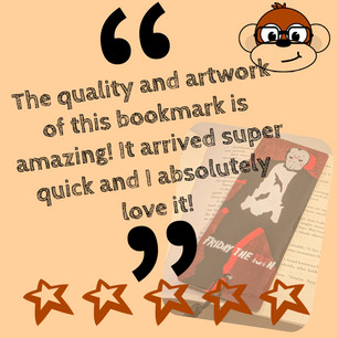 Jason Voorhees Bookmark Review