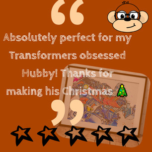 Transformers Sketch Review