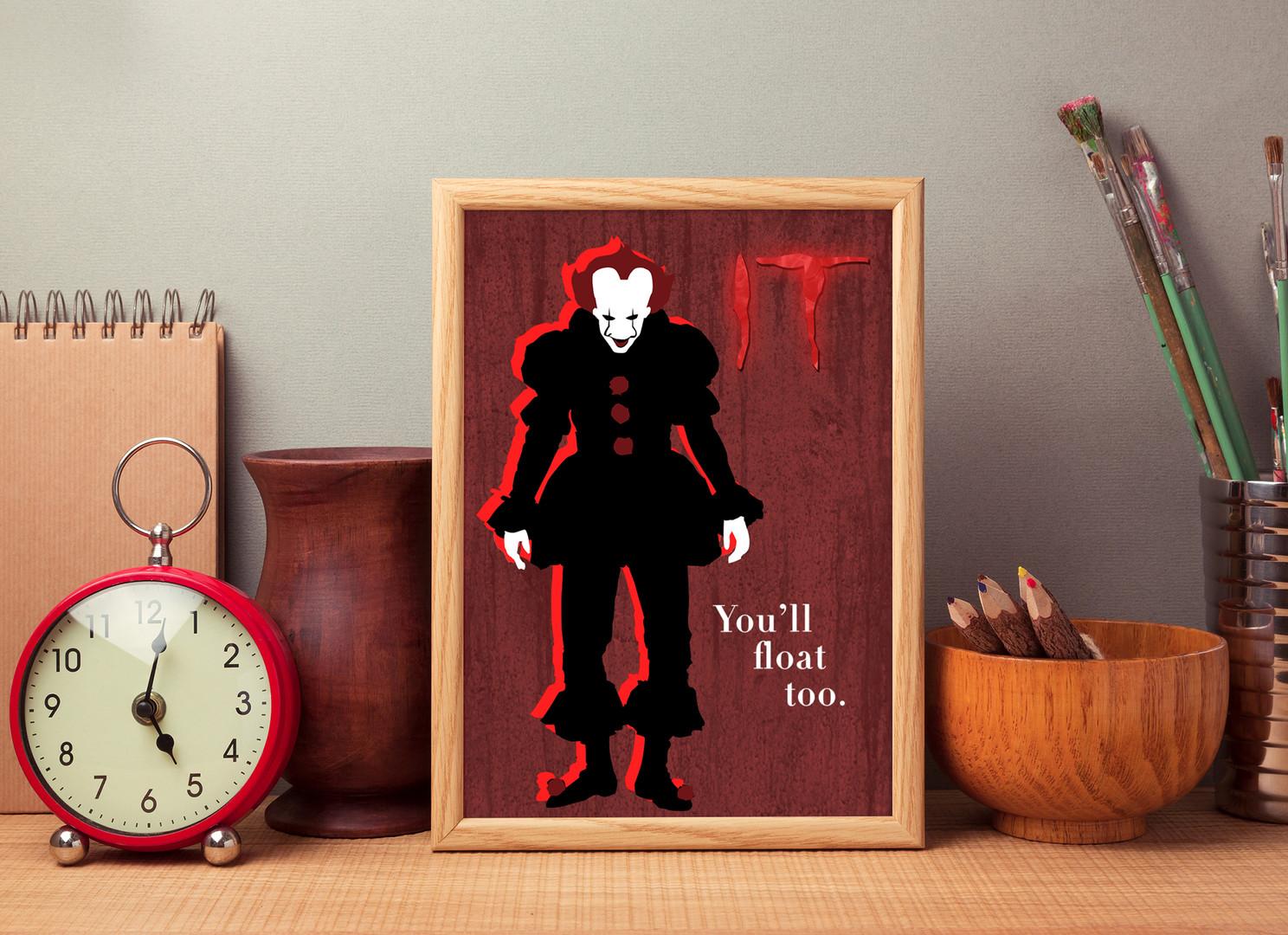 Custom Horror Posters
