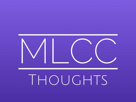 MLCC Thoughts - Handling Offense