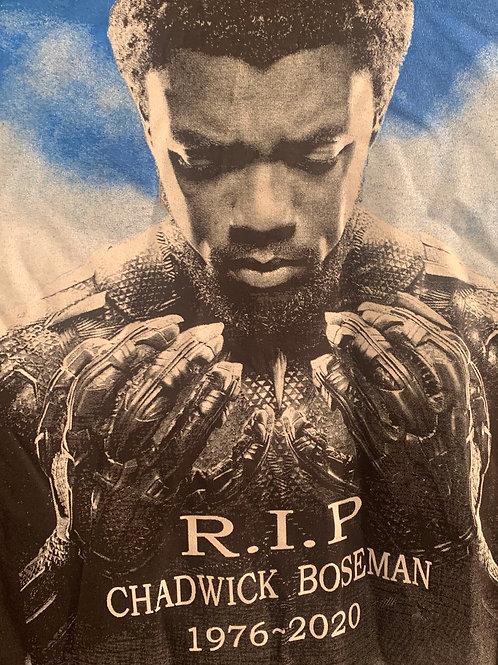 Chadwick Boseman Tshirt #2