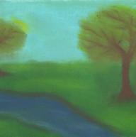 0155 Pastel Creek