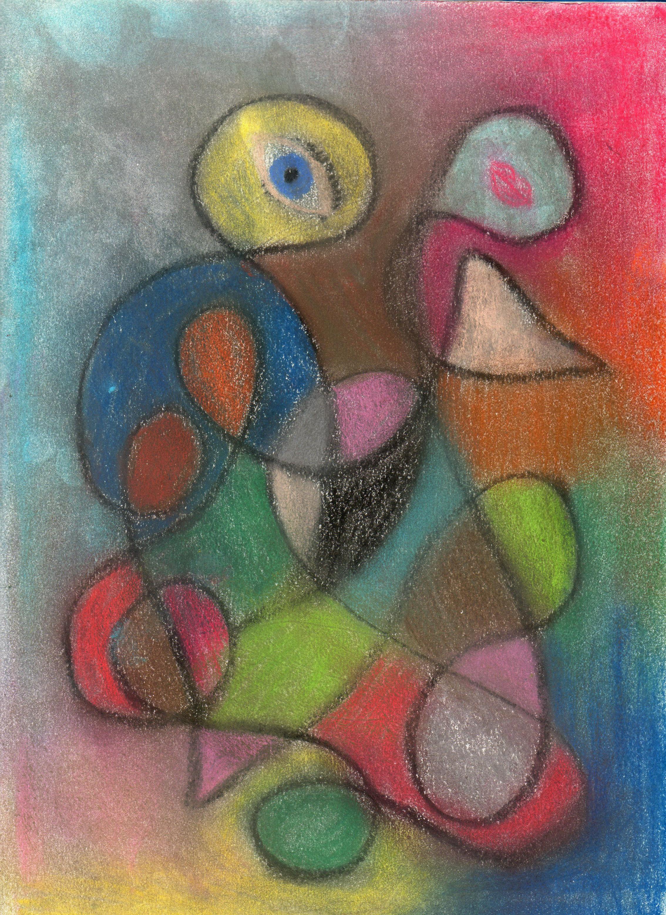0150 Pastel Picasso
