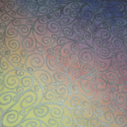 0017 Rainbow Spirals