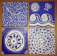 Set of 4 Artworks