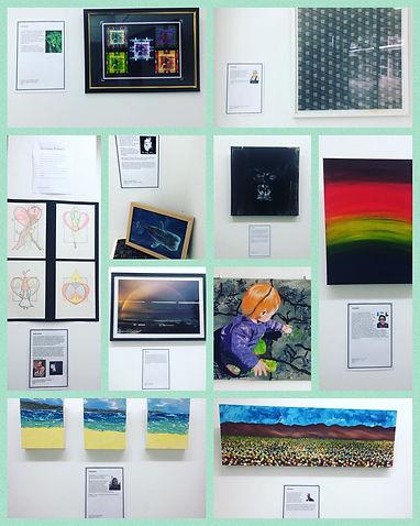 Opening Exhibition Artwork