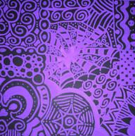 0027 Purple Monster