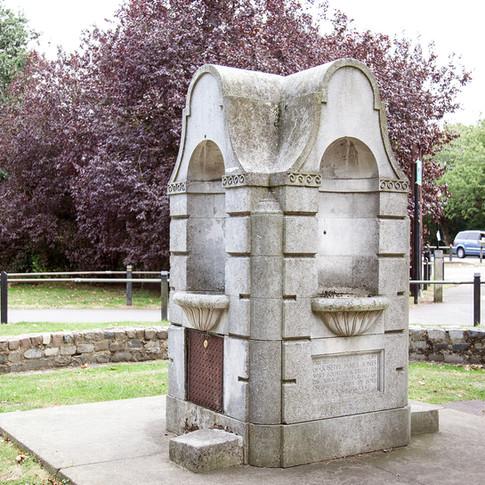 Drinking Fountain Restortion