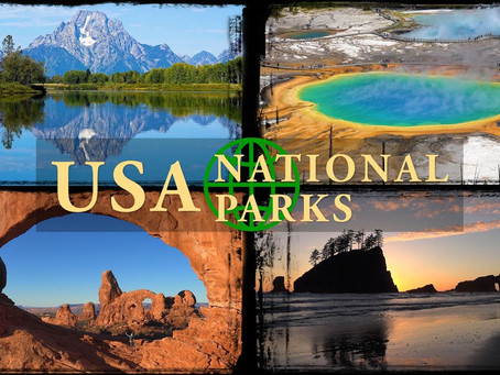 Free Entrance to National Parks for ALL Veterans and Gold Star Families