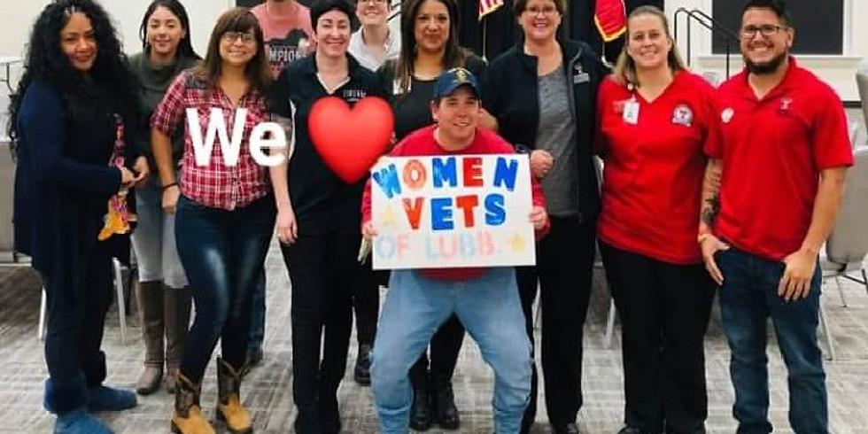 Lubbock Lady Veterans - Coffee Meet & Greet