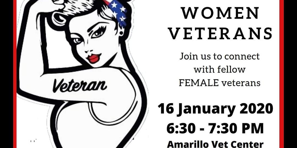 Amarillo Women Veterans Meet-up