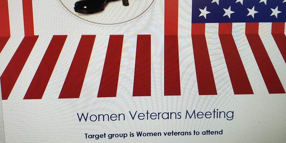 Permian Basin Women Veterans Meeting