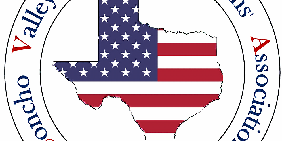 Concho Valley  Women Veterans Association Monthly Meeting