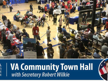 VA Town Hall - Online Event