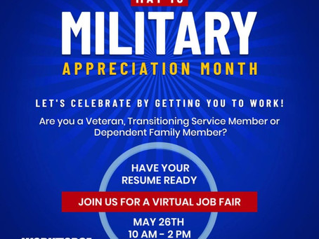 Multiple Veteran Hiring Events!