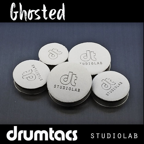 Drumtacs Multi-Sized 5 pack Color: Ghosted