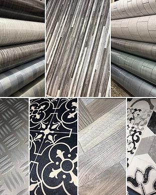 Vinyl flooring is durable, practical, hy