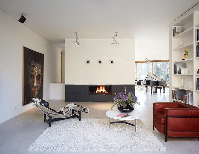Estilo moderno bom para ambientes pequenos e grandes for Ambientes modernos interiores
