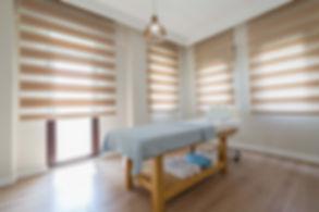 Salle de thérapie