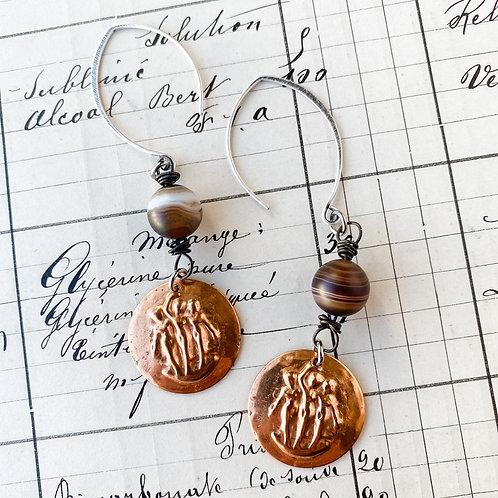 Three Graces Earrings