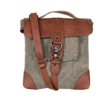 Reed Crossbody (Moss)