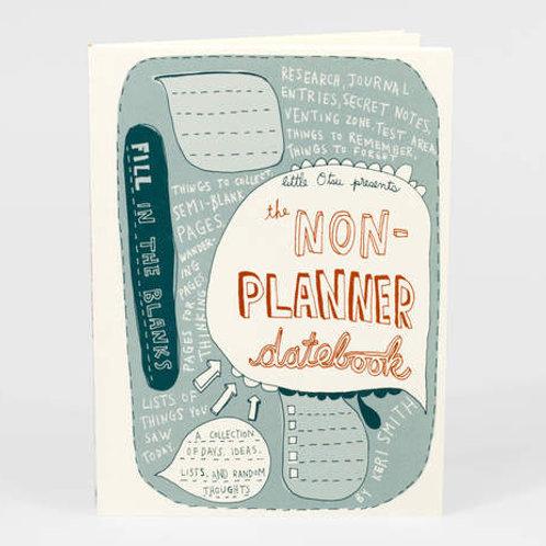The Non-Planner Date Book
