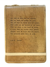 J.R.R.Tolkien Leather Journal