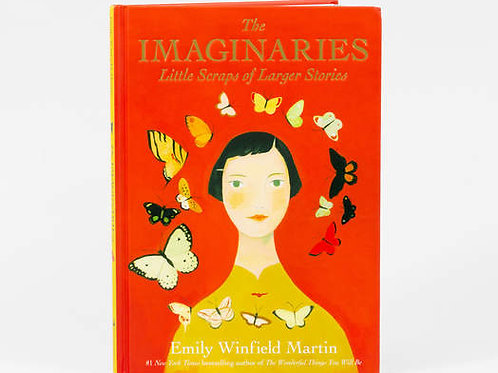 The Imaginaries - Little Scraps of Larger Stories