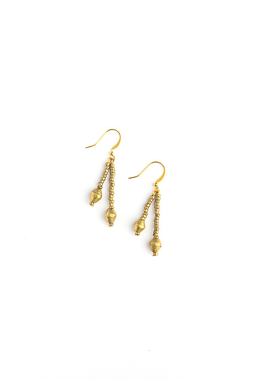 Fair Anita Bemnu Earrings - Gold