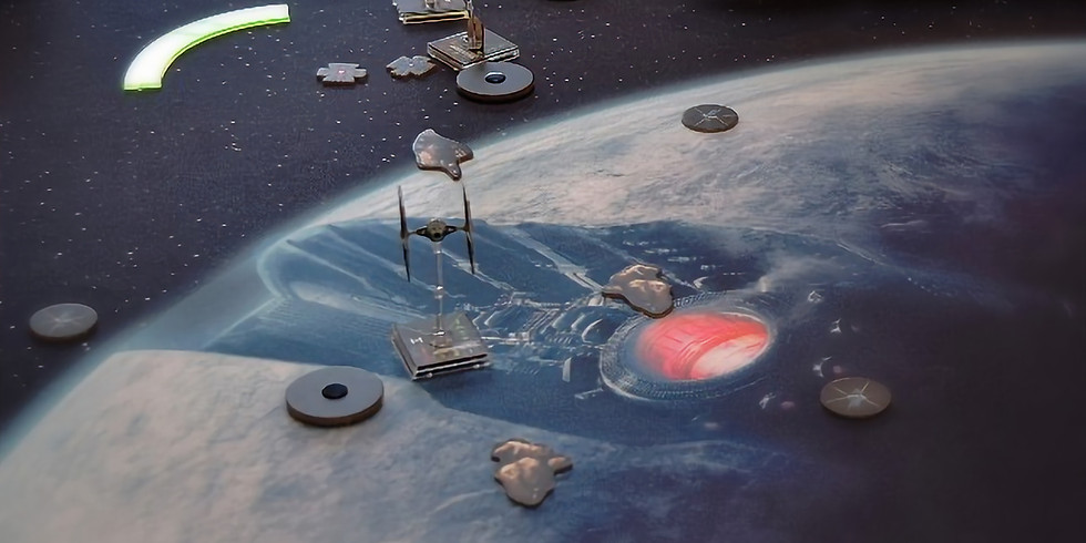 Learn and Play Thursdays: X-Wing