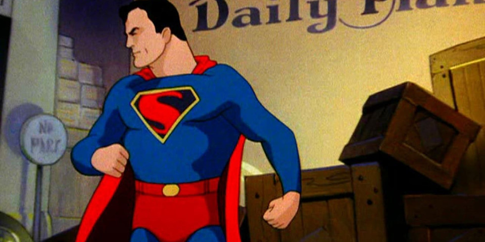Saturday Morning Cereal-with 1940's Superman!