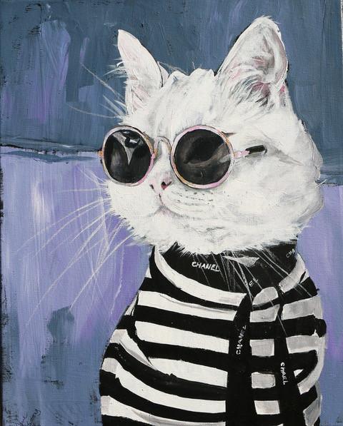 CHANEL Kitten