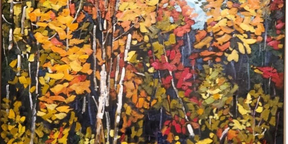 Jane Hall - Landscape Workshops