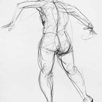 Stephen Tulk Workshop - Dynamic Gesture Drawing